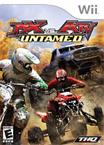 MX vs. ATV Untamed box art