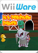 My Pok&#233mon Ranch box art