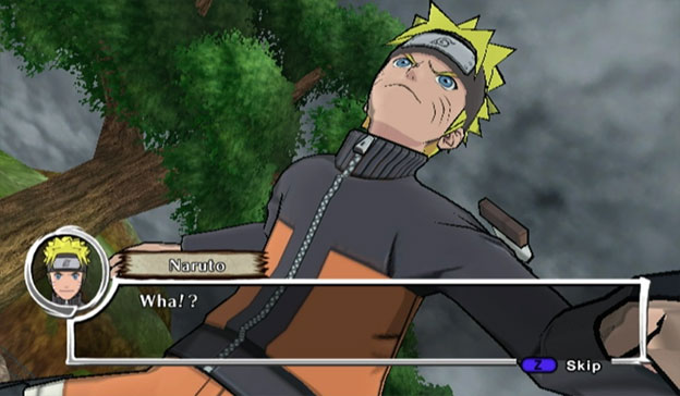 Naruto Shippuden: Dragon Blade Chronicles Screenshot