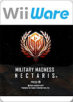 Military Madness: Nectaris box art