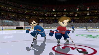 NHL 2K11 screenshot