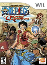 One Piece: Unlimited Adventure box art