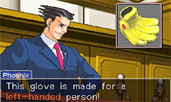Phoenix Wright: Ace Attorney - Justice for All screenshot