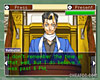 Phoenix Wright: Ace Attorney - Justice for All screenshot - click to enlarge