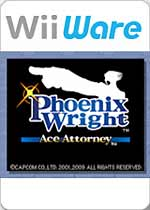 Phoenix Wright: Ace Attorney box art