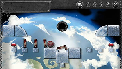 Professor Heinz Wolff's Gravity screenshot