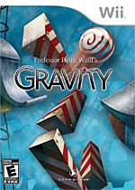 Professor Heinz Wolff's Gravity box art