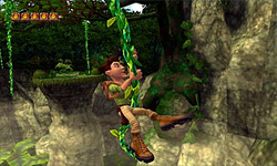 Pitfall: The Big Adventure screenshot