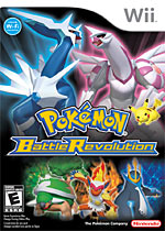 Pokémon: Battle Revolution box art