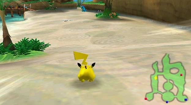 PokePark Wii: Pikachu's Adventurescreenshot