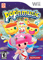 Pop'n Music box art