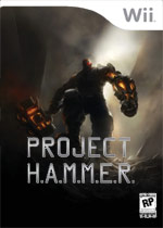 Project H.A.M.M.E.R. box art