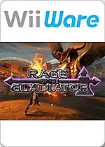 Rage of the Gladiator box art