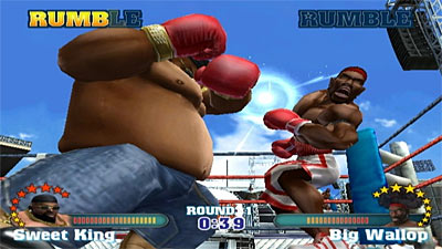 Ready 2 Rumble Revolution screenshot