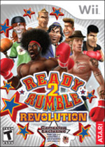 Ready 2 Rumble Revolution box art