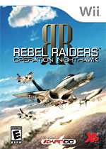 Rebel Riders: Operation Nighthawk box art