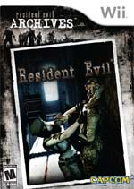 Resident Evil Archives: Resident Evil box art
