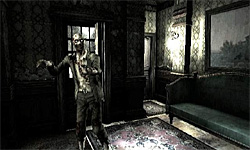 Resident Evil: Umbrella Chronicles screenshot