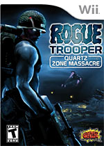 Rogue Trooper: Quartz Zone Massacre  box art