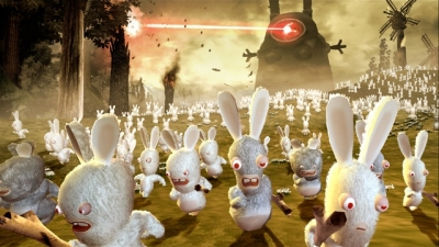 Rayman: Raving Rabbids screenshot
