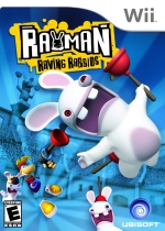 Rayman: Raving Rabbids box art
