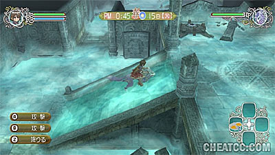 Rune Factory Frontier screenshot