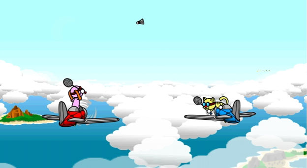 Rhythm Heaven Screenshot