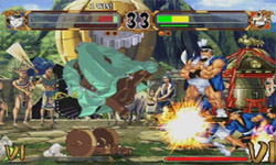 Samurai Shodown Anthology screenshot