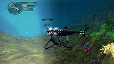 Sea Monsters: A Prehistoric Adventure screenshot