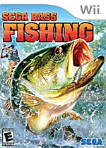 Sega Bass Fishing box art
