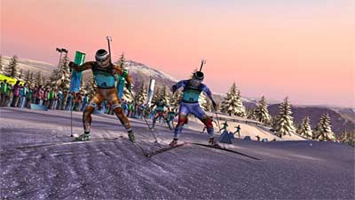 Ski and Shoot screenshot