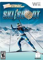 Ski and Shoot box art