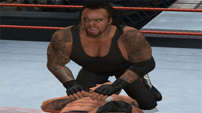 WWE Smackdown! vs. Raw 2008 screenshot