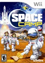 Space Camp box art