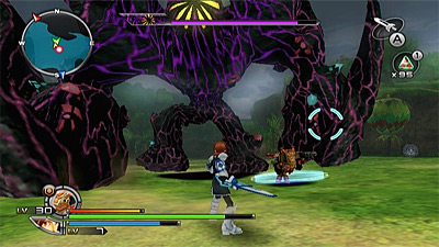 Spectrobes: Origins screenshot