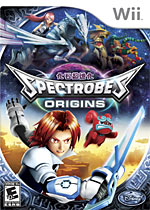 Spectrobes: Origins box art