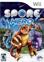 Spore Hero box art