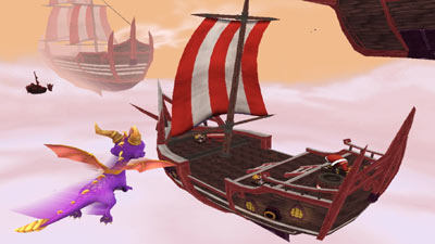 The Legend of Spyro: Eternal Night screenshot