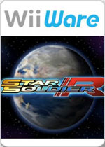 Star Soldier R box art