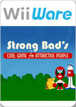 Strong Bad's Cool Game for Attractive People Episode 1: Homestar Ruiner box art