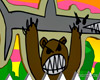 Strong Bad&#146s Cool Game for Attractive People Episode 4 - Dangeresque 3: The Criminal Projective screenshot - click to enlarge