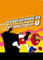 Strong Bad&#146s Cool Game for Attractive People Episode 4 - Dangeresque 3: The Criminal Projective box art