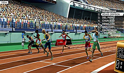 Summer Athletics: The Ultimate Challenge screenshot