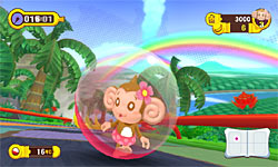Super Monkey Ball: Step & Roll screenshot