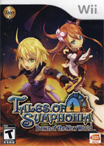 Tales of Symphonia: Dawn of the New World box art