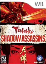 Tenchu: Shadow Assassins box art