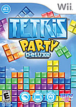 Tetris Party Deluxe box art