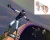 Tony Hawk's Downhill Jam screenshot � click to enlarge