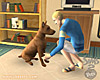 The Sims 2: Pets screenshot - click to enlarge