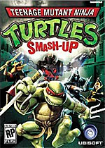 TMNT: Smash-up box art